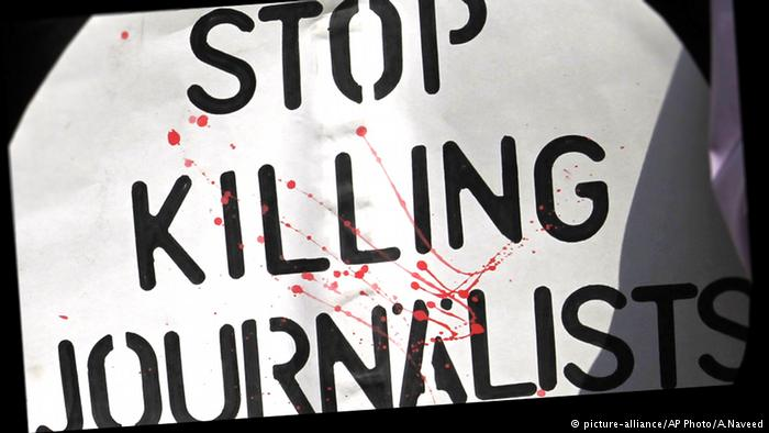 Stop killing journalist.