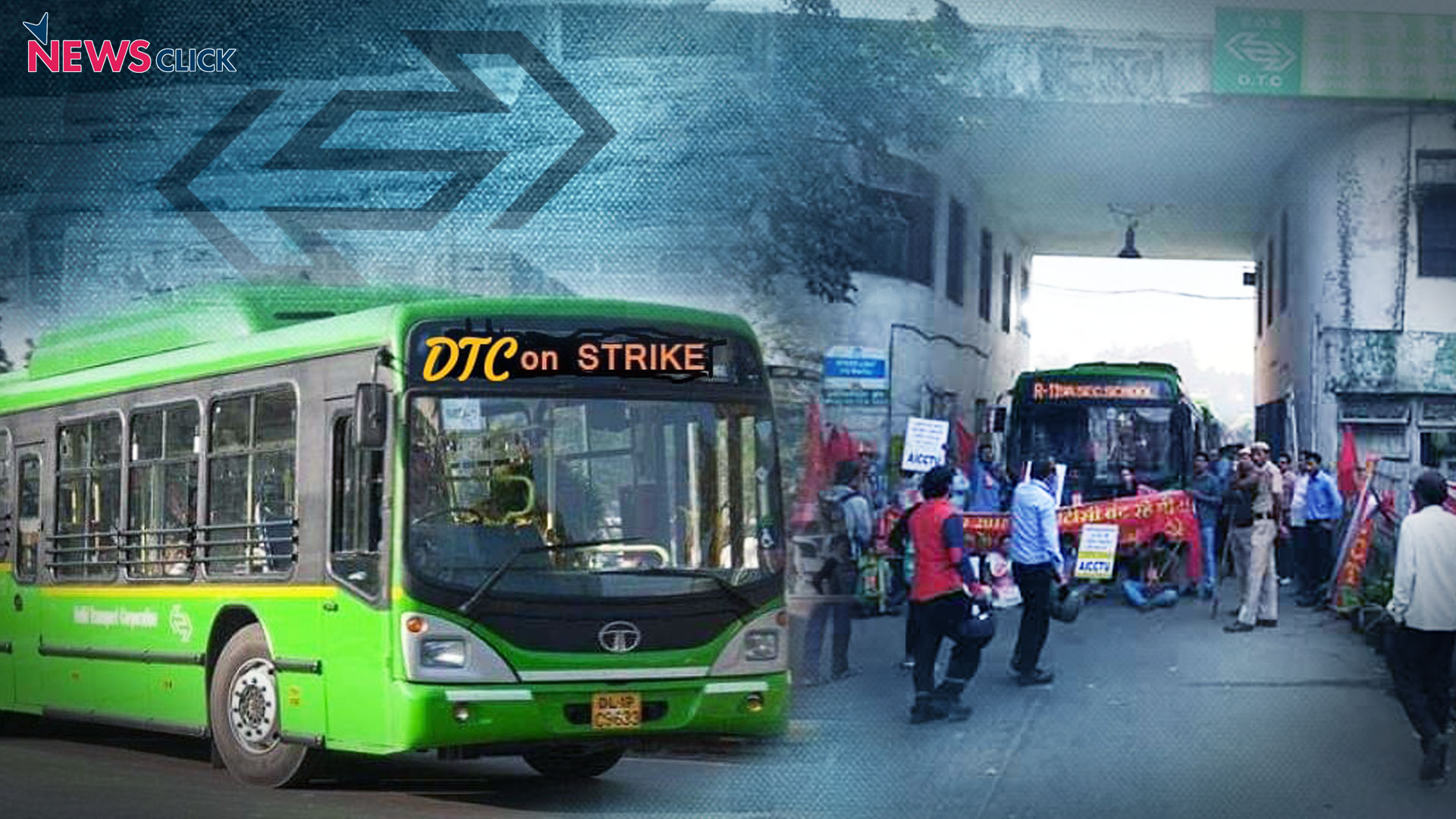 dtc strike