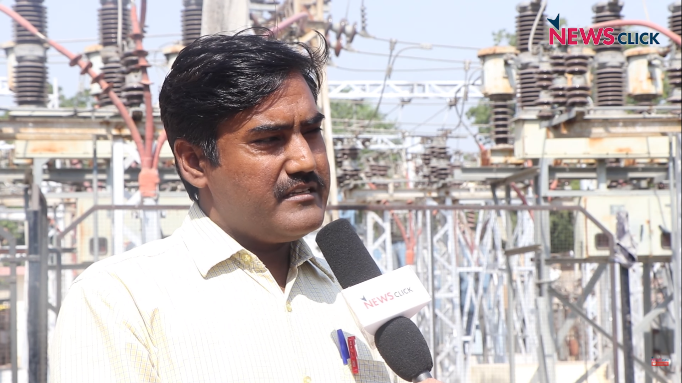 Rajasthan elections electricity workers