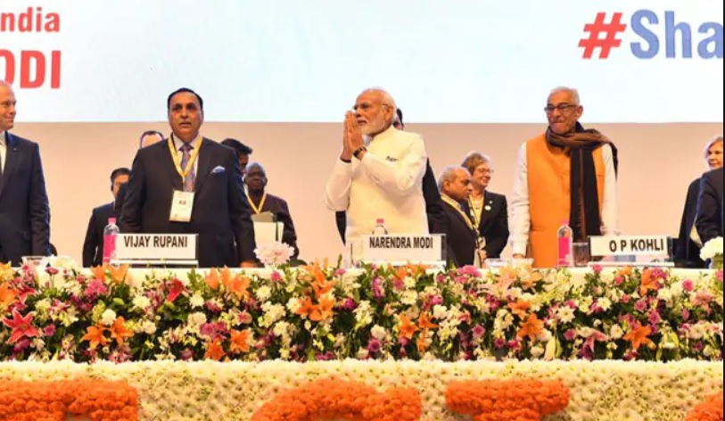 Vibrant Gujarat investment summit