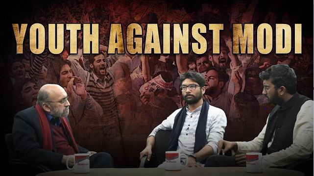 youth against modi
