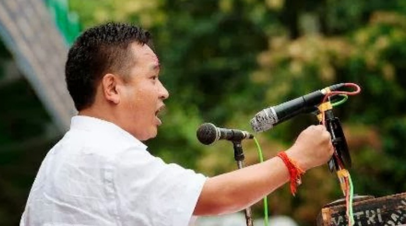 Prem Singh Tamang (file photo)