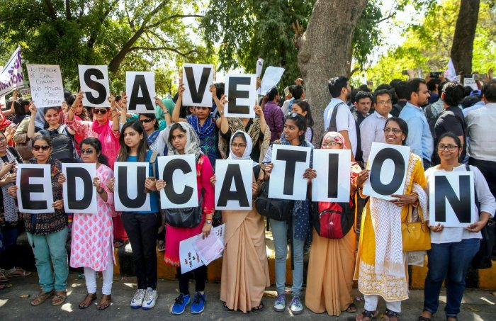 Save Education, Save Democracy, Save Nation