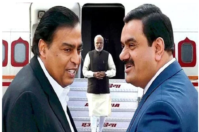 Ambani, Adani Have Doubled Their Wealth