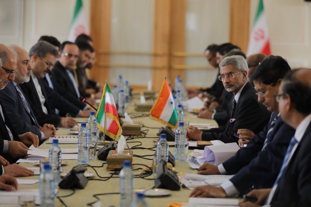 India-Iran Joint Commission meeting