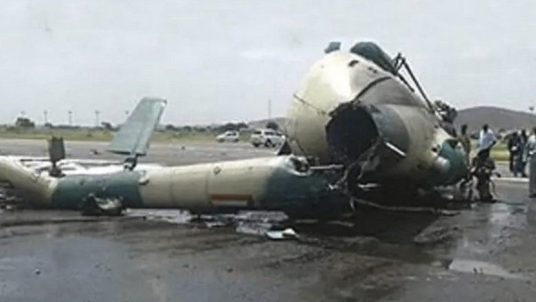 Sudan military plane crash