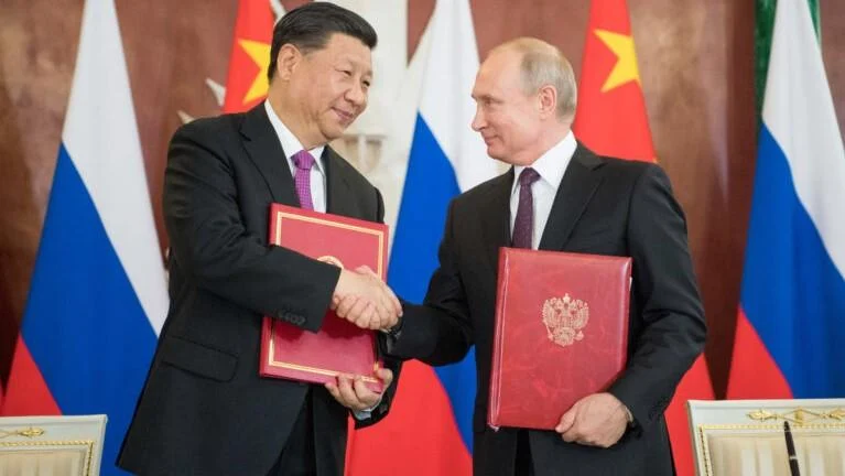 Sino-Russian Alliance