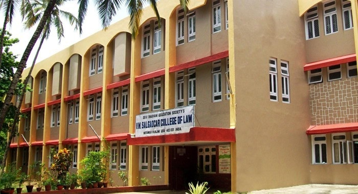 vm salgaocar college of law goa