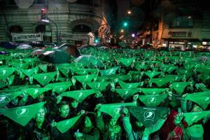 legal abortion struggle in Argentina
