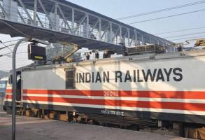 Indian railways drivers don't have toilets