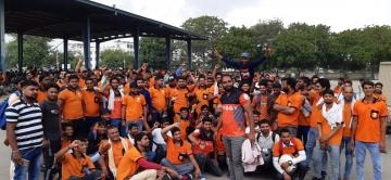swiggy's workers on strike