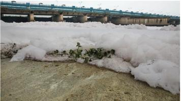 chemical in indian rivers