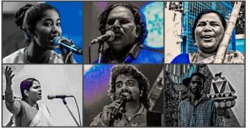 Ambedkarite Protest Music