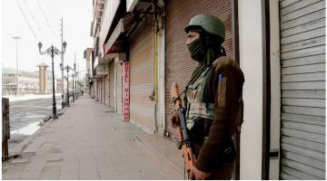 In Kashmir, Strength Lies In Changing Course