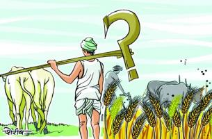 Deception in the name of increasing MSP for Kharif crops again!