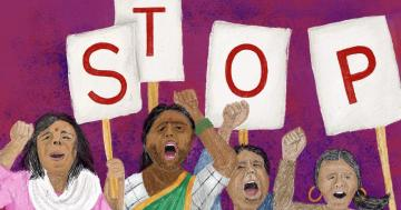 Representative image. | Courtesy: Aasawari Kulkarni/Feminism In India