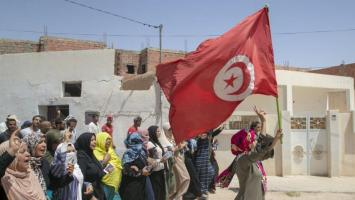 New Tunisia protests over unemployment